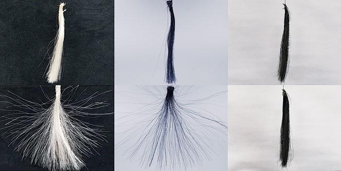Grafen Saç Boyası, İstenmeyen Elektriklenmeleri Önlüyor