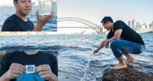 kirli deniz suyu tek adimda icme suyu oluyor 310x165 - Kirli Deniz Suyu Tek Adımda İçme Suyu Oluyor