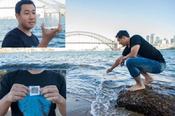 kirli deniz suyu tek adimda icme suyu oluyor - Kirli Deniz Suyu Tek Adımda İçme Suyu Oluyor