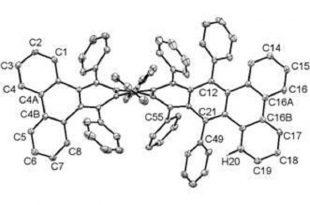 kivrilmis molekul yeni rekorunu kaydetti 310x205 - Kıvrılmış Molekül Yeni Rekorunu Kaydetti