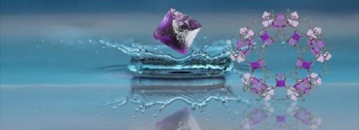Sudaki Ağır Metalleri Saniyeler İçinde Temizleyebilmek için Yeni Bir Yöntem