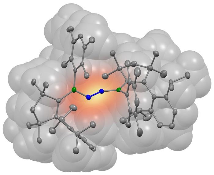 Yeni Tasarlanan Molekül Azotu Daha Elverişli Bir Şekilde Bağlar