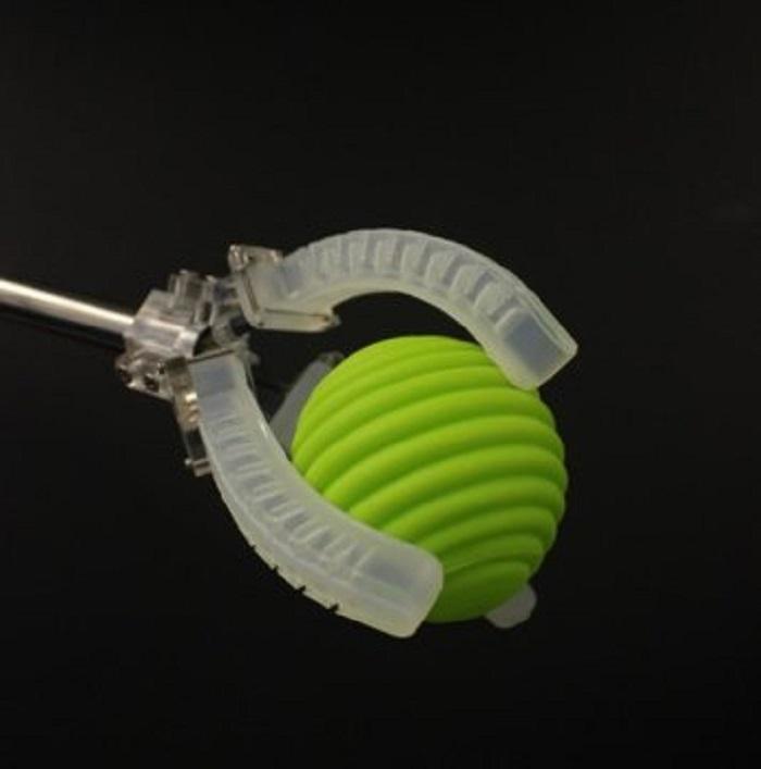 3-D Baskı Yöntemi Robotik İşleticiler Arasında Algılama Yeteneği Yerleştirir