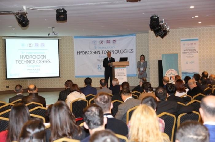 3. Uluslararası Hidrojen Teknolojileri Kongresi Düzenlendi