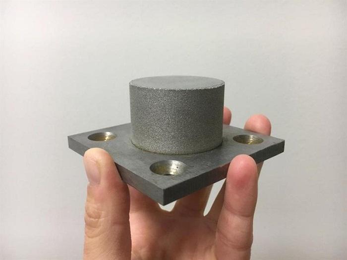 3D Baskılı Metalik Cam Alaşımları