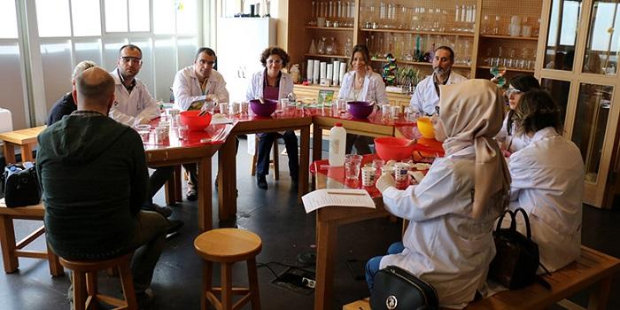 Bilim Merkezi'nde Kimya Bayramı Kutlandı