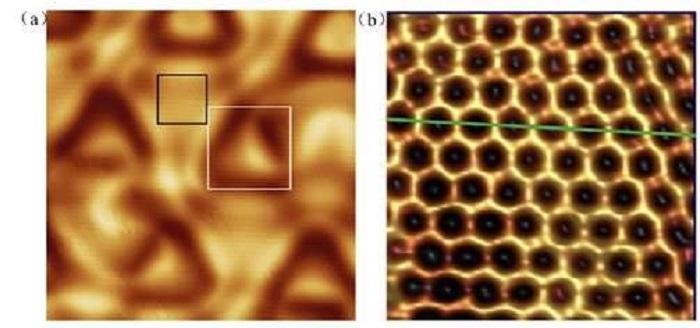 Bor, Grafen Benzeri 2 Boyutlu Saf Petek Formu Oluşturabilir