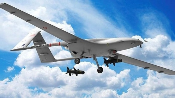 İHA'lar Havada 5 Kat Daha Uzun Uçacak