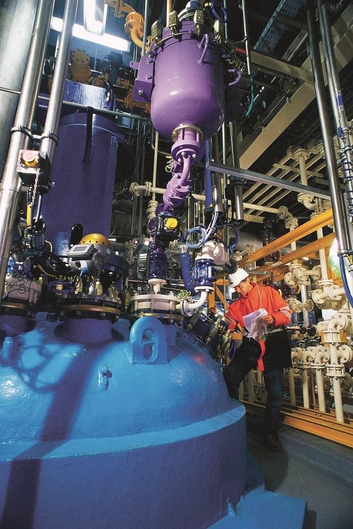 Biyofarmasötik ve Steril Sıvı İşleme için Yüksek Akışlı Steril Gaz Filtresi