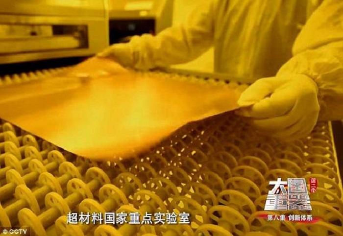 Çin, Savaş Uçaklarında Kullanılacak 'Görünmezlik Maddesi' Ürettiğini Açıkladı!