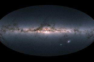 gaia samanyolunu 1 7 milyar yildizla haritaliyor 310x205 - Gaia Samanyolu'nu 1.7 Milyar Yıldızla Haritalıyor