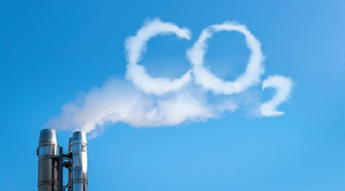 islenmemis malzeme olarak karbondioksit - İşlenmemiş Malzeme Olarak Karbondioksit