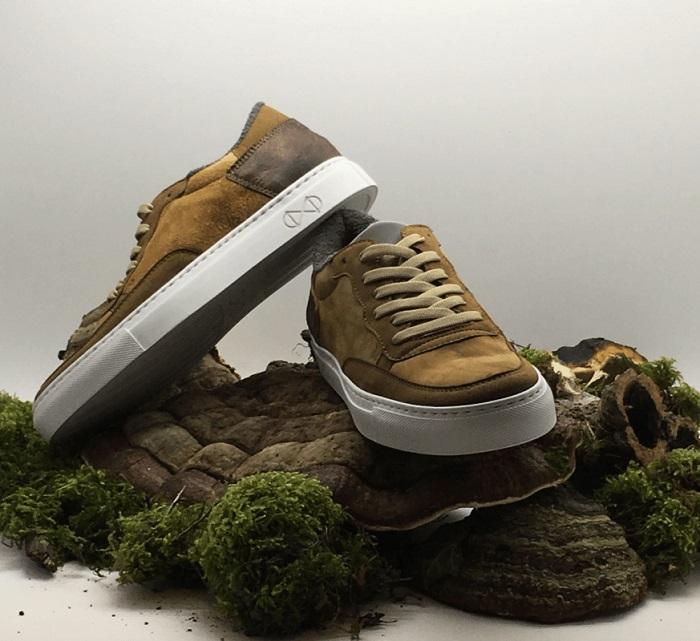 Mantarlardan ve Plastik Şişelerden Vegan Ayakkabı Üretildi!