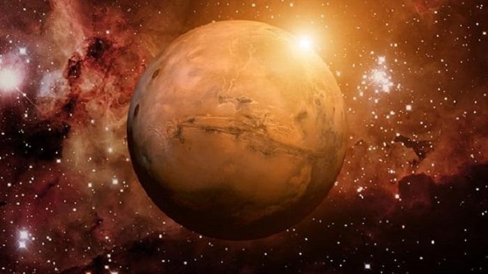 Mars Üzerindeki Demir Zengini Kayalar Yaşam izi Barındırıyor Olabilir