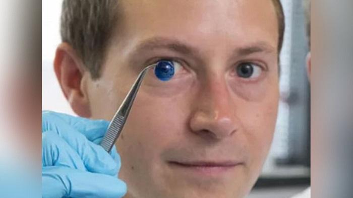 Bilim İnsanları Dünyanın İlk 3D Korneasını Üretti