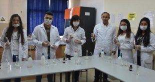 okullarda uretilen temizlik malzemeleri koylere gonderiliyor 310x165 - Okullarda Üretilen Temizlik Malzemeleri Köylere Gönderiliyor