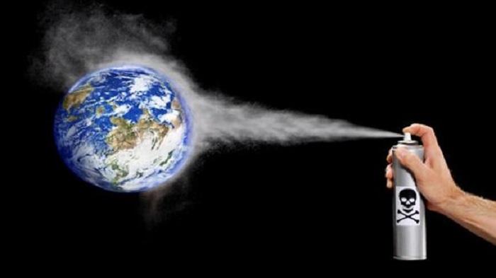Son Zamanlarda Artan Parfüm Kullanımı Ozon Tabakasını Zora Sokuyor!