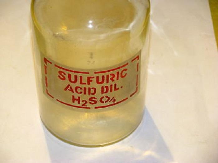 bagfastan 228 bin tonluk sulfurik asit satisi anlasmasi - BAGFAŞ'tan 228 Bin Tonluk Sülfürik Asit Satışı Anlaşması