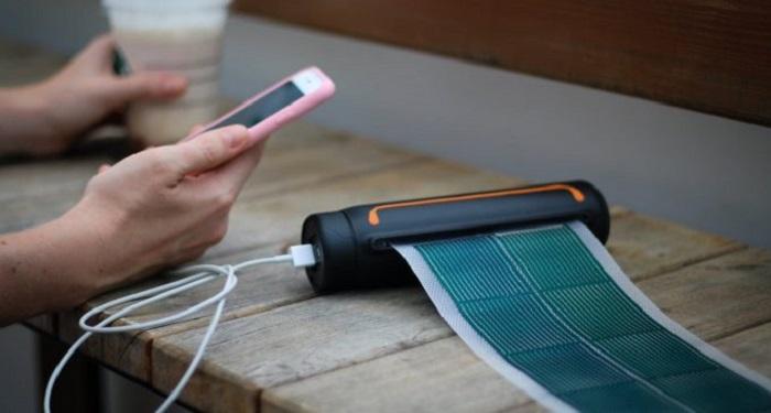 kagit benzeri tasinabilir gunes paneli sayesinde telefonunuz hic sarjsiz kalmayacak 1 - Kağıt Benzeri Taşınabilir Güneş Paneli Sayesinde, Telefonunuz Hiç Sarjsız Kalmayacak!