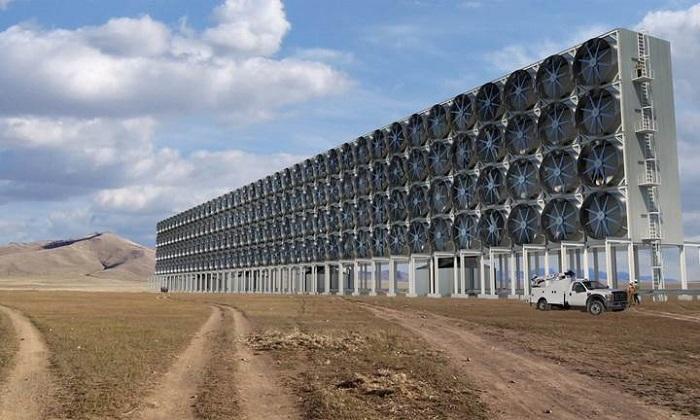 Karbondioksiti Yakalayıp Yakıta Dönüştürmek Artık Mümkün