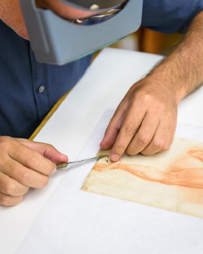 kimyagerler sanat eserlerindeki bandin cikartilmasi icin yeni bir jel gelistirdi - Kimyagerler Sanat Eserlerindeki Bandın Çıkartılması için Yeni Bir Jel Geliştirdi