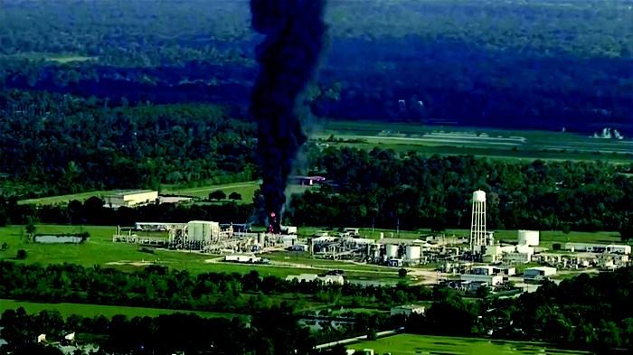 Kimyasal Güvenlik Kurulu, Tropik Fırtına Harvey'yi Takip Eden Arkema Yangınları ile İlgili Soruşturmayı Sonuçlandırdı