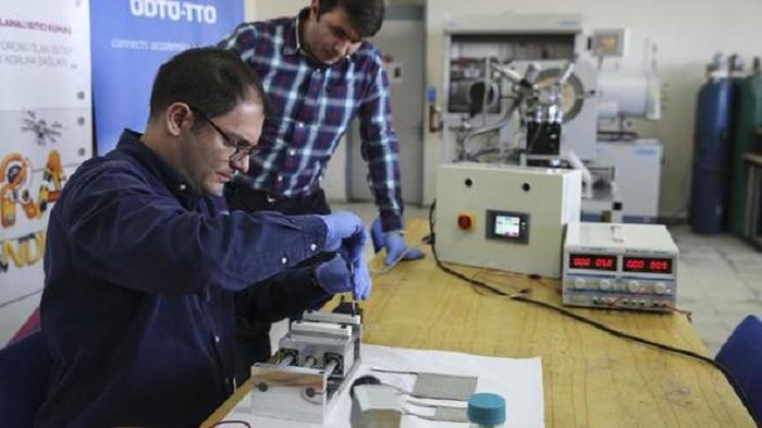 ODTÜ'lü Mühendislerden Kıyafeti Isıtacak Teknoloji