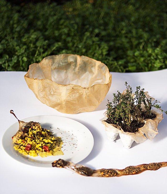 Yenilebilir ve Plastik İçermeyen Bu Yiyecek Paketi Kombucha ile Üretildi!