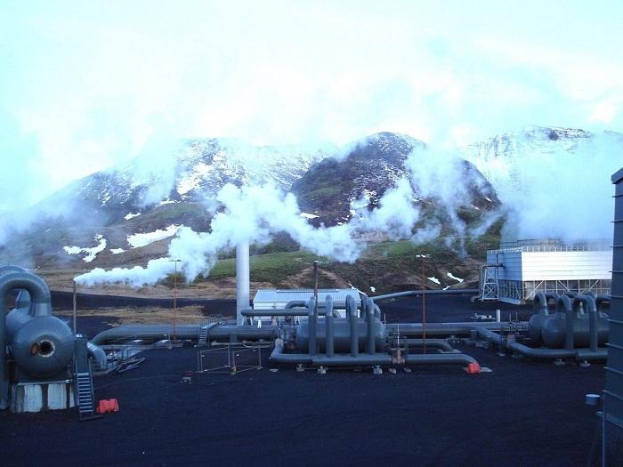 Jeotermalden Hidrojen Üretimi