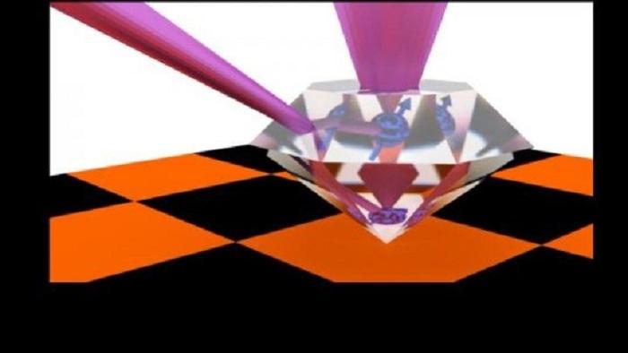kuantum iletisimi icin elmas teknolojisi - Kuantum İletişimi için Elmas Teknolojisi