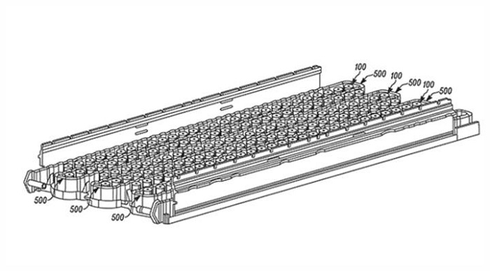 Tesla, Daha Güvenli Bataryalar için İki Yeni Patent Başvurusunda Bulundu