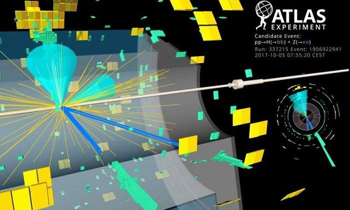 cern arastirmacilari maddeye kutle kazandiran higgs bozonunu ilk kez gozlemledi 2 - CERN Araştırmacıları, Maddeye Kütle Kazandıran 'Higgs Bozonu'nu İlk Kez Gözlemledi