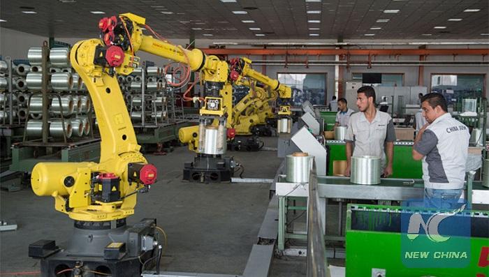 Çin Jushi Firması Mısırdaki En Büyük Cam Elyafı Üreticisi Olmayı Kutluyor
