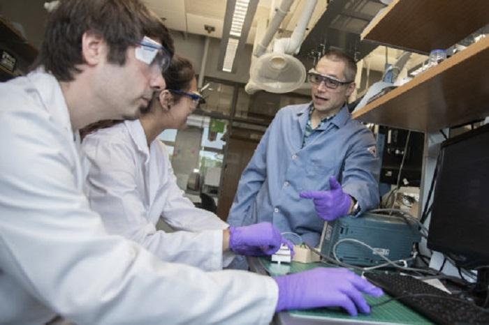 Kimya Profesörü Heparin için Kirletici Madde Bulma Tekniği Geliştirdi