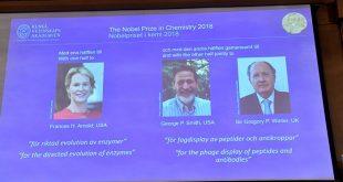 2018 nobel kimya odulunu kazanan isimler belli oldu 310x165 - 2018 Nobel Kimya Ödülünü Kazanan İsimler Belli Oldu