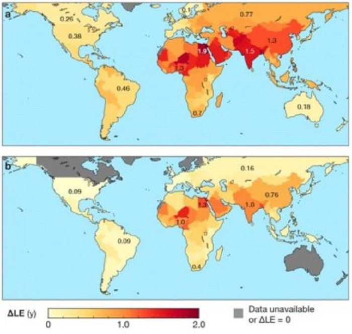 hava kirliligi insan yasam suresini bir yildan fazla kisaltiyor - Hava Kirliliği, İnsan Yaşam Süresini Bir Yıldan Fazla Kısaltıyor