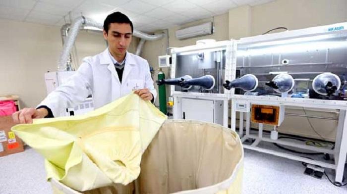 Türk Bilim İnsanının Geliştirdiği 'Isı Yayan Kumaş' Dünya Çapında İlgi Çekiyor