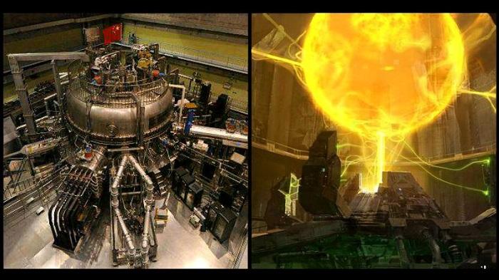 cin nukleer fuzyon sicakligina erisen yapay gunes gelistirdi - Çin, Nükleer Füzyon Sıcaklığına Erişen Yapay Güneş Geliştirdi