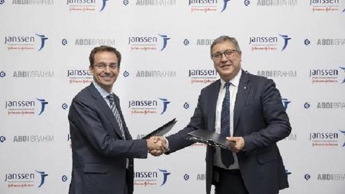 Janssen ve Abdi İbrahim İlaç Firmaları Ortaklık İmzaladı