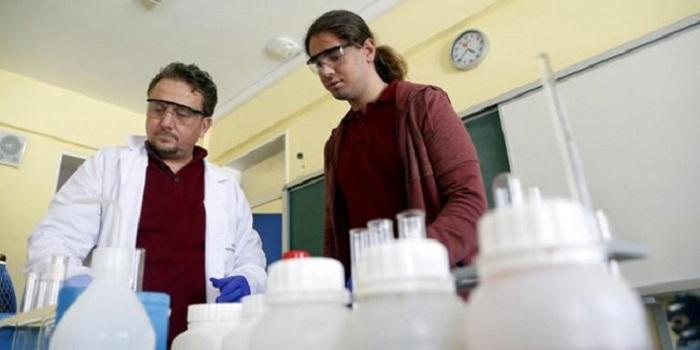 Liseli Yuşa'nın Hedefi Kimya Dalında Altın Madalya