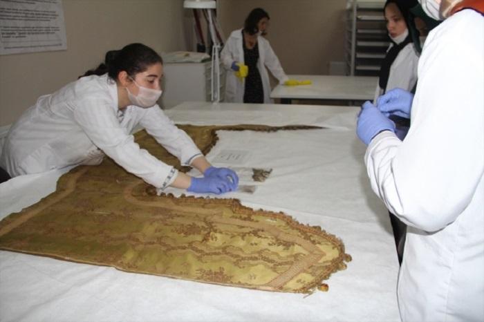 MEB, Tarihi Eserlerin Korunması için İlk Restorasyon Konservasyon Laboratuvarı Kurdu