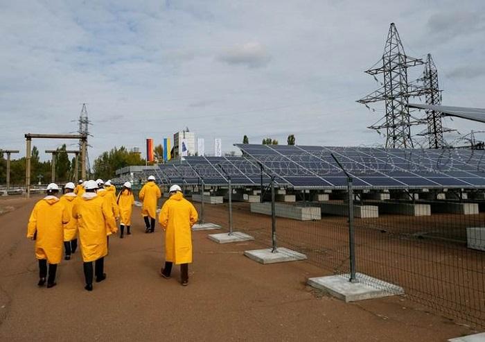 Nükleer Felaketten 32 yıl Sonra Çernobil Yeniden Enerji Üretecek