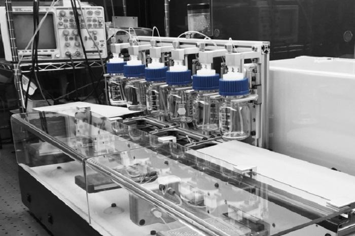 Tak-Çalıştır Teknolojisi Kimyasal Sentezi Otomatik Hale Getiriyor