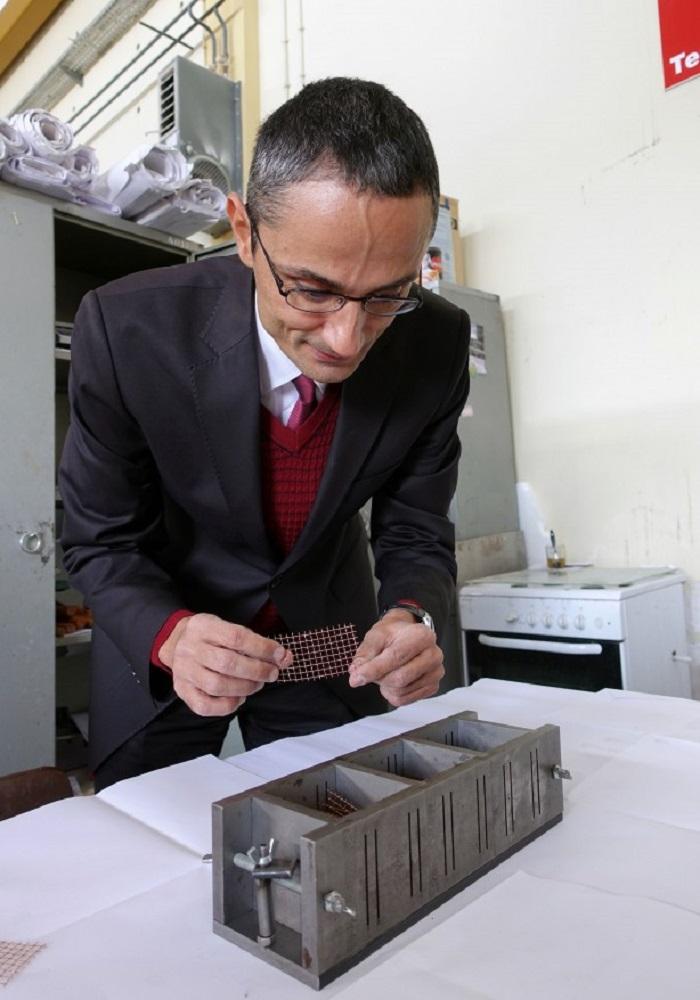 turk bilim insanindan devrim niteliginde bulus akilli beton - Türk Bilim İnsanından Devrim Niteliğinde Buluş! : Akıllı Beton