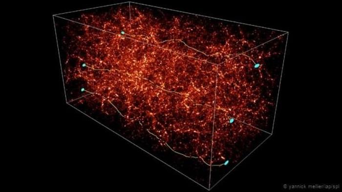 Bilim İnsanları, Karanlık Maddeyi Keşfetmemize Yardım Edecek Bir Atomik Saat Üretti