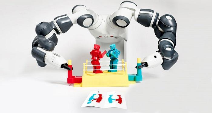 bu robotlar nasil yapilir diyagramlarini takip edebiliyor - Bu Robotlar Nasıl Yapılır Diyagramlarını Takip Edebiliyor