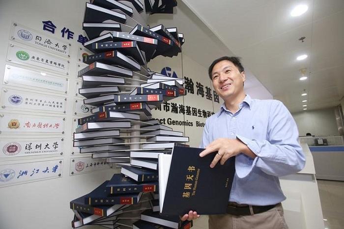 İlk Gen-Editörlü İnsanların Yaratıcısı Olan Genç Çinli Bilim İnsanının Cezalandırılması