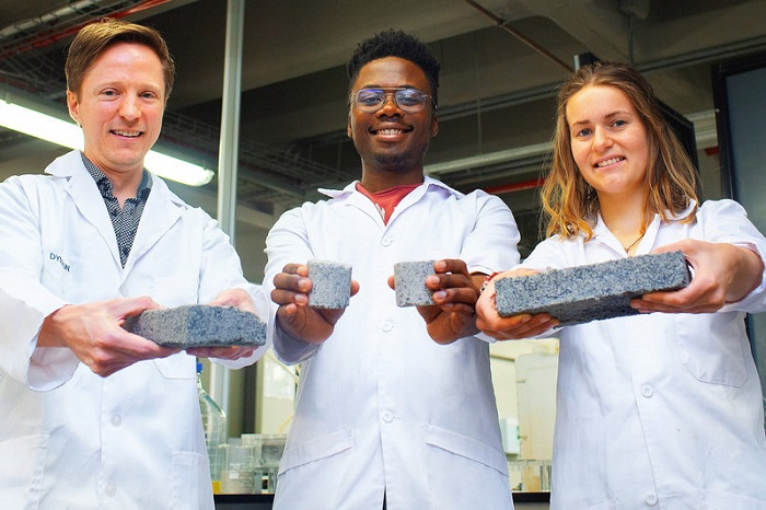 İnsan İdrarından Üretilen Dünya'nın İlk Biyo-Tuğlaları