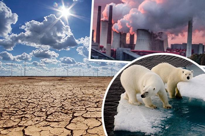 Karbon Salınımı, Dünya Tarihinin En Yüksek Değerlerine Ulaştı