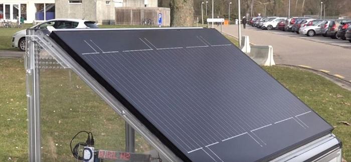 Belçikalı Bilim İnsanları, Hidrojen Üreten Güneş Panelleri İcat Etti